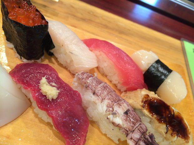 特選寿司海道